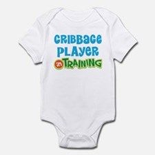 Cribbage player in training Infant Bodysuit