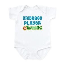 Cribbage player in training Onesie