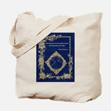 True Beauty Quote ~ Phantom Phantasia Tote Bag