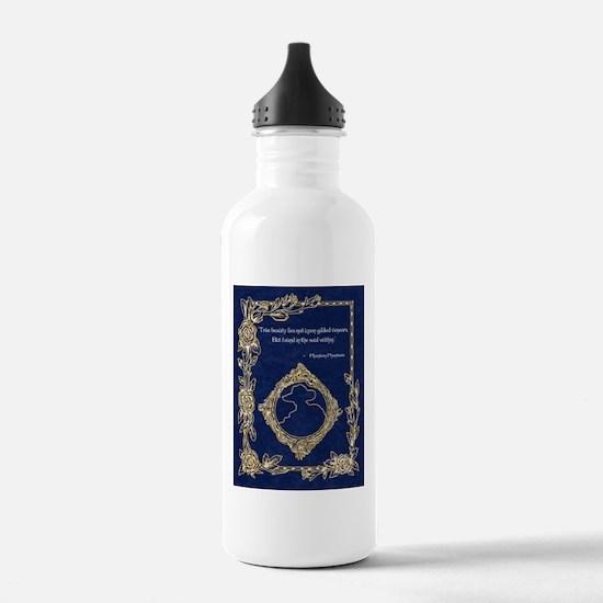 True Beauty Quote ~ Phantom Phantasia Water Bottle