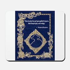 True Beauty Quote ~ Phantom Phantasia Mousepad