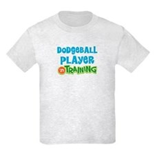 Dodgeball player in training T-Shirt
