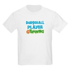 Dodgeball player in training T-Shirt