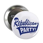 Republican Party! Button