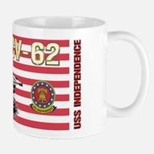 CV-62 USS Independence Mug