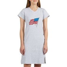 4Th of July Women's Nightshirt