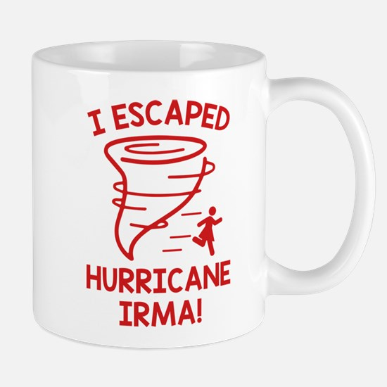I Escaped Hurricane Irma Mug