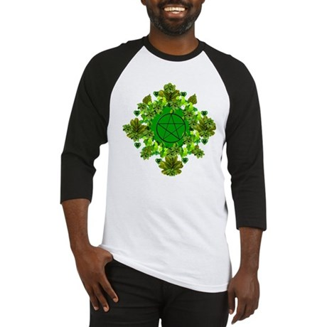 Green Pagan Baseball Jersey