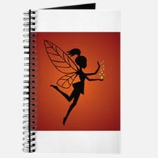 Fairy With Pixie dust Journal