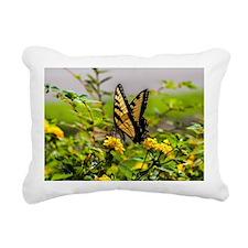 Cute Butterflies Rectangular Canvas Pillow