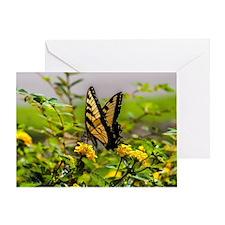 Unique Butterflies Greeting Card