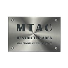 MTAC Rectangle Magnet