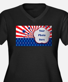 1.730 Best of America Photo Plus Size T-Shirt