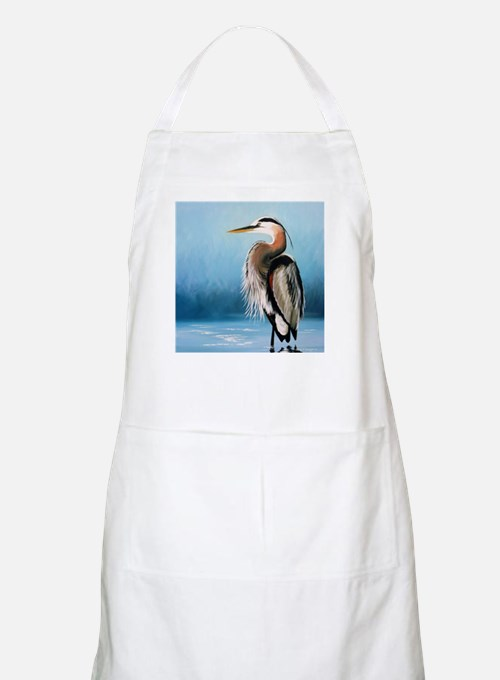 Great Blue Heron Apron