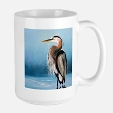 Great Blue Heron Mugs