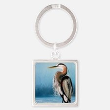 Great Blue Heron Keychains
