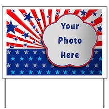 1.442 Best of America Yard Sign