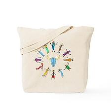 Sacred Circle - Women's Tote Bag