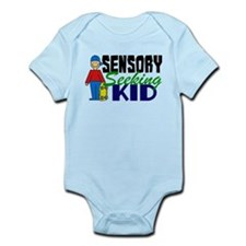 Sensory Seeker Infant Bodysuit