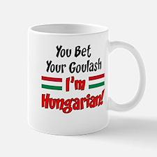 Bet Goulash Im Hungarian Drinkware Mugs