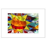 Sun Posters Large Poster