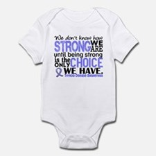 Thyroid Disease How Strong We Are Infant Bodysuit