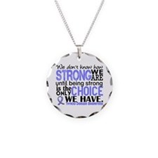 Thyroid Disease How Strong W Necklace