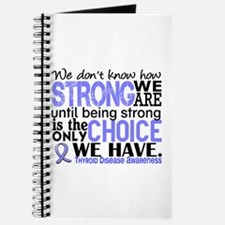Thyroid Disease How Strong We Are Journal