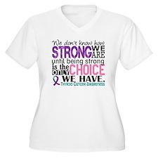 Thyroid Cancer Ho T-Shirt