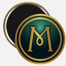 Irish Luck M Magnets
