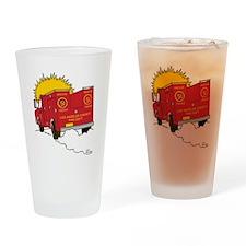 Squad 51 Drinking Glass