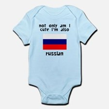 Cute And Russian Body Suit