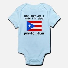 Cute And Puerto Rican Body Suit