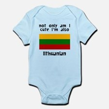 Cute And Lithuanian Body Suit