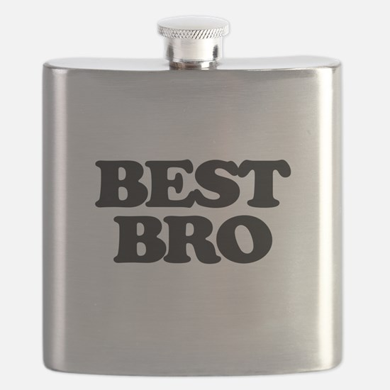 Best Bro (Best Man) Flask