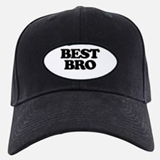 Best Bro (Best Man) Baseball Hat