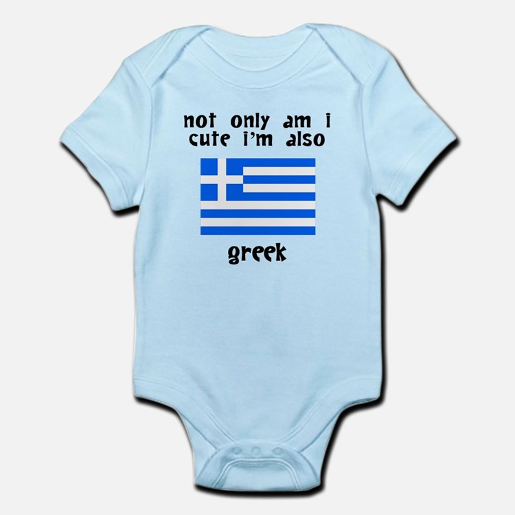 Cute And Greek Body Suit