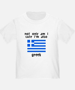 Cute And Greek T-Shirt