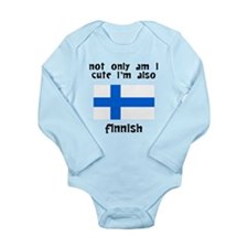 Cute And Finnish Body Suit