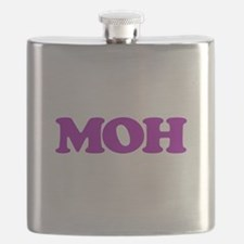 MOH (Maid of Honor / Matron of Honor) Flask