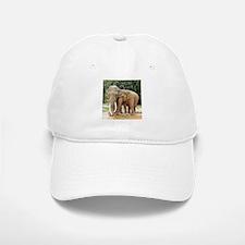 ELEPHANT LOVE Baseball Baseball Cap