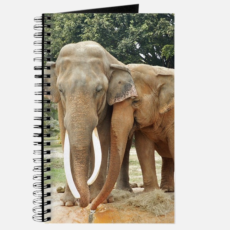 ELEPHANT LOVE Journal