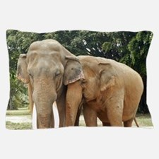 ELEPHANT LOVE Pillow Case