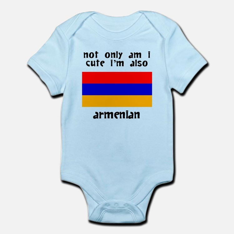Cute And Armenian Body Suit