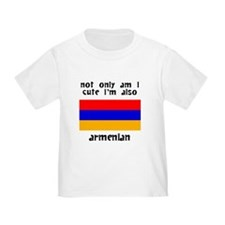 Cute And Armenian T-Shirt