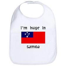Im Huge In Samoa Bib