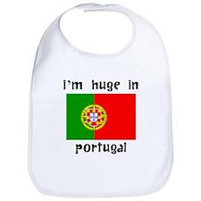 Im Huge In Portugal Bib