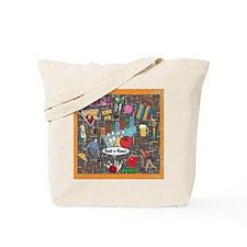 Bowl-A-Rama Tote Bag
