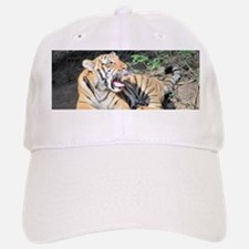 AWESOME TIGER Baseball Baseball Cap