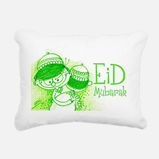 Eid Rectangular Canvas Pillow
